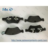 Mercedes Benz Auto Brake Pads Front And Rear / Semi Metallic Brake Pads Manufactures
