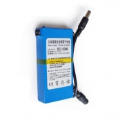 Backup Power MSDS 12V 3000mAh Lion Polymer Pack  IEC62133 Manufactures