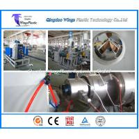 High Density Polyethylene HDPE Pipe Production Line / Extruder Machinery Price Manufactures