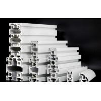 Super Industrial Extruded Profile , T Slot Aluminum Framing Extrusion Profile 80*80 Manufactures