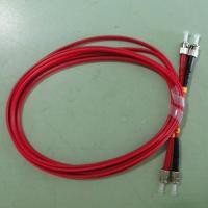 ST/ST MM Duplex Fiber Patch Cable Manufactures