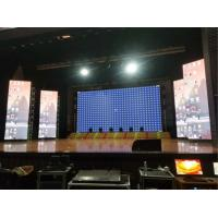 Indoor Back / Front Maintenance Led Video Screen Rental For Monitor Centre / TV Station Manufactures