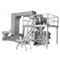 Quality FFS Automatic Pouch Packing Machine , Power / Granule Bag Filling Machine High Precision for sale