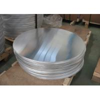 1050 3003 1100 1060 Aluminum Disc With Certification ISO9001 Manufactures