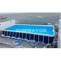 Portable Framed Swimming Pools Manufactures