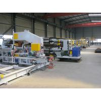 Mitsubishi PLC PU Sandwich Panel Production Line 380V 3 Phase for Cold Storages Manufactures
