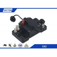Surface Mount Manual Reset Circuit Breaker 12v Boat / Marine / Truck Circuit Breaker Manufactures