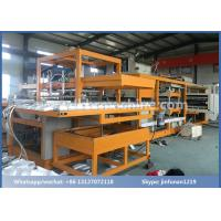Automatic EPS Foam Clamshell Disposable Food Container Making Machine For Food Packs Manufactures