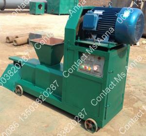 China Charcoal Briquette Machine/Charcoal Making Machine/Wood Charcoal Briquette Machine on sale