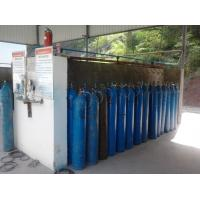 Liquid Air Gas Separation Plant ,  Skid-mounted Oxygen Plant Filling Cylinder Decive Manufactures