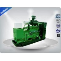 Quality Three Phase Natural Gas Generator Set Small Auto start H Insulation Grade for sale