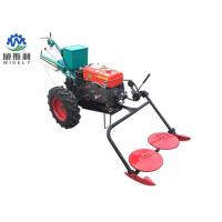 China Diesel Walk Behind Tractor Two Wheel Tractor Mower Corn harvester on sale
