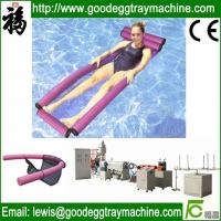 For Swimming Floating EPE Foam Noodle Making Machinery(FC-75) Manufactures