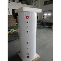 Separate Solar Water Heater Tanks , Two Copper Coils  For Villa Manufactures