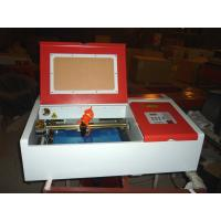 Desktop Laser Engraver Co2 Laser Engraving And Cutting Machine For Carving Chapter And Artistic Works Manufactures