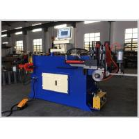 China High Efficiency Hydraulic Cnc Tube Bender , Multi Function Hydraulic Exhaust Pipe Bender on sale