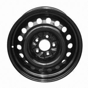 Steel Car Wheels Rims, Snow Wheels, Winter Wheels Manufactures