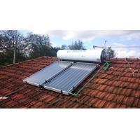 South Africa high pressure solar geyser with flat plate solar collectors Manufactures