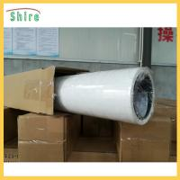 Clear Self - Adhesive Surface Protection Film , Crash Wrap Protection Film Manufactures