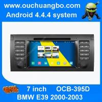 Ouchuangbo multimedia gps radio BMW E39 E53 2000-2003 S160 platform with WIFI Europe map Manufactures
