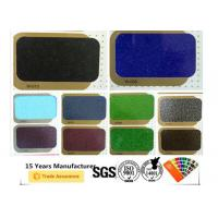 Hybird Texture Performance Powder Coating Electrostatic Spray Ral Color Manufactures