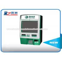 Free Standing Wall Mount Kiosk For Hotel Self Check In Low Power Consumption Manufactures