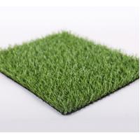 China PP / PE Artificial Grass Landscaping Dog Grass Pad For Balcony Green Color on sale