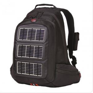 China Solar Mobile Charger Backpack Solar bag backpack on sale