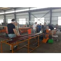 Garage Roller Shutter Door Roll Forming Machine 5.5kw Cold Form Fireproofing Manufactures
