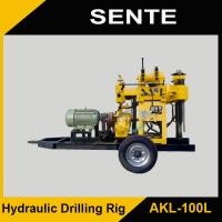 Your best choise AKL-100L water well drilling machine Manufactures