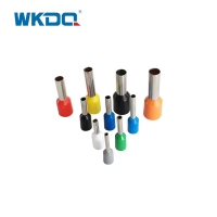 VE0510 0.5mm² Electrical Wire Termination Ferrules Cable Wire Crimp Connector Manufactures
