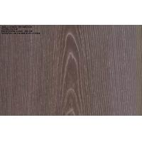 Quality Brown Real Oak Engineered Wood Veneers For Cabinets Sliced Cut for sale