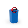 Buy cheap 14.8V 2500mAh 18650 Battery Pack CC CV For Massager Gun from wholesalers