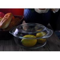 Clear Glass Salad Bowls  Manufactures