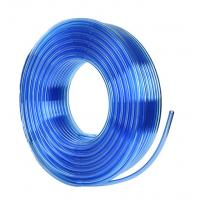 Water resistant PU hose, 12*8mm, Transparent blue, pneumatic tube for compressed air system Manufactures