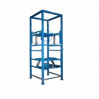 Simple Structure Big Bag Unloader High Reliability Fully Automated Operation Manufactures