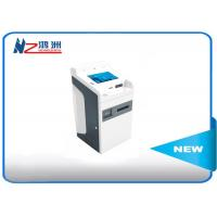 Customized free standing self service library kiosk in government  Manufactures