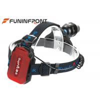 Quality 3 Gears 900LMs Outdoor CREE LED Headlamp Headlight Works with 3 x AA Battery for sale