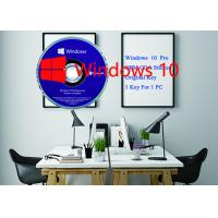 Microsoft Win 10 Pro Product Key Software Sticker 64bit DVD + OEM key Activation Online Manufactures
