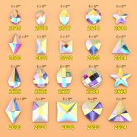 Hot NEW Wholesale Alloy Jewelry 3D Nail Art Jewelry Nail rhinestones Sticker Supplier Number ML2615-2634 Manufactures