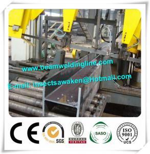 Durable H Beam CNC Plasma Cutting Machine For Metal Saw Blade 2.2kw Manufactures