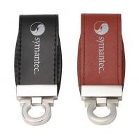 Quality Leather Keychain 32GB USB 3.0 Flash Drive , USB Flash Disk Driver for sale