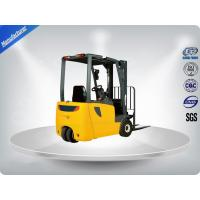 AC Motor 3 Ponit Counterbalance Forklift Truck Hire 1.0 - 2.0 Ton Rated Loading Capacity Manufactures