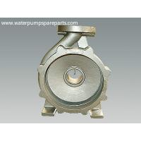 JIS / BS Customized water pump spare parts carbon steel with Electrical galvanizing Manufactures