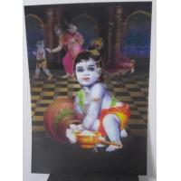 Buy cheap Plastic 3D Picture, 3D God Picture from wholesalers