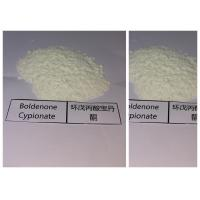 Positive Anabolic Androgenic Steroids / Boldenone Cypionate CAS 106505-90-2 Manufactures