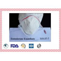 99% Purity Raw Anabolic Steroid  Testosterone Enanthate Test E For Muscle Mass Manufactures