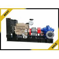 Quality Cummins Diesel Engine Water Pump For Agricultural Irrigation Turbocharging for sale
