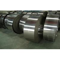 Quality Cold Rolled Steel Sheets , Galvanized Steel Sheet For Steel Pipe / Tube for sale