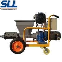High Technology Cement Plastering Machine 120L 380V / 7.5kW Power Manufactures
